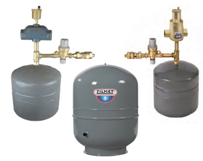 HYDRONIC EXPANSION TANKS