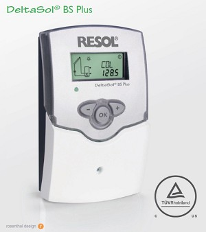 DeltaSol BS Plus V2 Solar Thermal Controller Full Kit